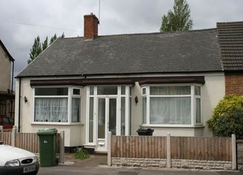 Thumbnail 1 bed flat to rent in Sheridan Street, Pleck, Walsall