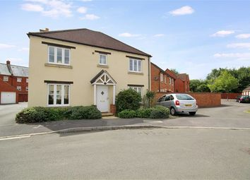 Thumbnail 4 bed detached house for sale in Alicia Close, Taw Hill, Swindon