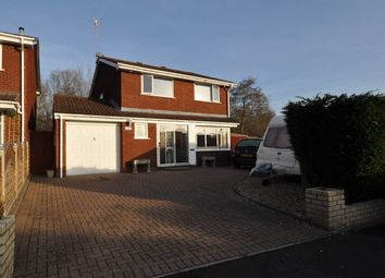 Thumbnail 5 bed detached house for sale in Jersey Close, Church Hill North, Redditch