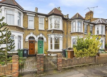 Thumbnail 3 bed terraced house for sale in Lea Hall Road, Leyton, London
