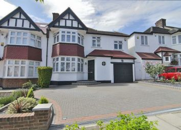 Thumbnail 4 bed semi-detached house for sale in Townsend Avenue, Southgate