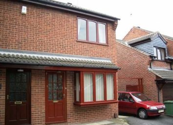 Thumbnail 2 bedroom semi-detached house to rent in Fuller Close, Mansfield, Nottinghamshire