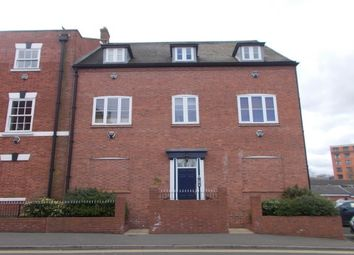 Thumbnail 1 bed flat to rent in Charter Mews, Sandford Street, Lichfield