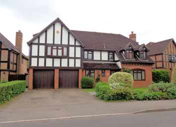 Thumbnail 5 bed detached house to rent in Billington Gardens, Hedge End, Southampton