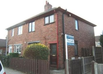 2 bed semi-detached house to rent in Vere Street, Lincoln LN1