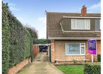 3 bed semi-detached house for sale in Cedar Way, Wellingborough NN8
