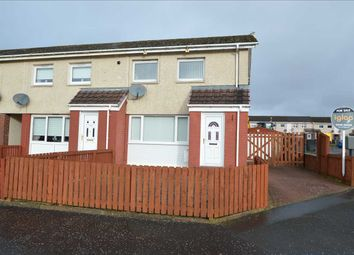 Thumbnail 2 bedroom end terrace house for sale in Balloch Road, Shotts