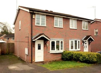 Thumbnail 2 bed semi-detached house to rent in East Bank, Northampton, Northamptonshire.