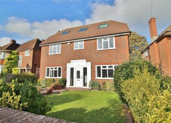 Thumbnail 5 bed detached house for sale in Lavington Road, Worthing, West Sussex