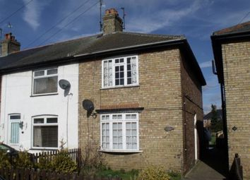 Thumbnail 3 bed terraced house to rent in Huntly Road, Woodston, Peterborough