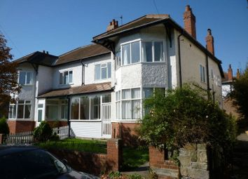 Thumbnail 7 bed semi-detached house to rent in Moor Park Drive, Headingley, Leeds