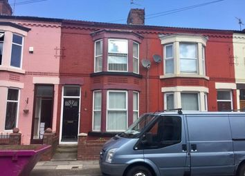 Thumbnail 3 bedroom terraced house for sale in Hahnemann Road, Walton, Liverpool