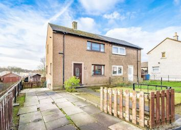 Thumbnail 2 bed semi-detached house for sale in Don Road, Dunfermline
