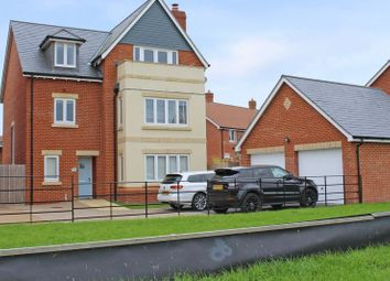 Thumbnail 5 bed detached house for sale in Hodinott Close, Romsey