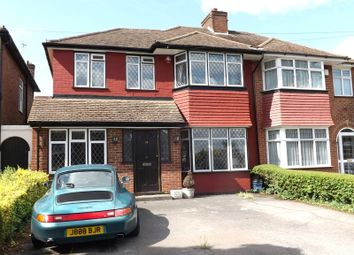 Thumbnail 3 bed semi-detached house for sale in Hartland Drive, Edgware, Greater London.