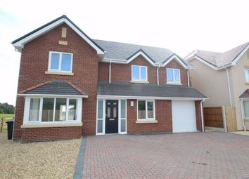 Thumbnail 5 bed detached house for sale in Weston Rhyn, Oswestry