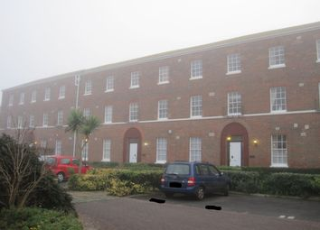 Thumbnail 2 bedroom flat to rent in Barrack Road, Weymouth