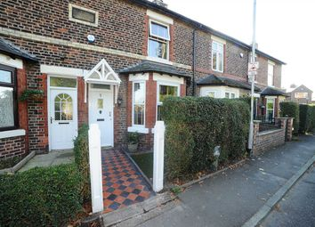 Thumbnail 2 bed cottage for sale in School Lane, Rixton, Warrington