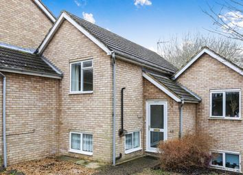 Thumbnail 2 bed terraced house for sale in Shepherd Close, Royston