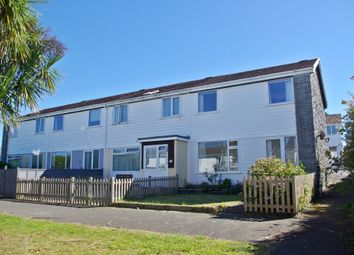 Thumbnail 3 bed end terrace house to rent in Tregellas Road, Mullion, Helston