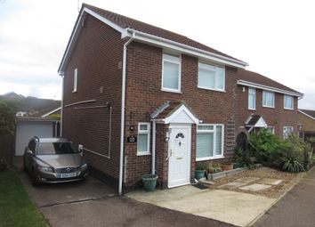 Thumbnail 3 bedroom detached house for sale in Wash Lane, Kessingland, Lowestoft