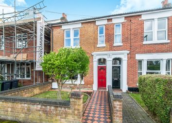 Thumbnail 3 bed semi-detached house for sale in Scotter Road, Bishopstoke, Eastleigh