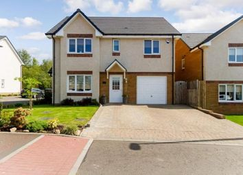 Thumbnail 4 bed detached house for sale in Gatehead Drive, Bishopton, Renfrewshire