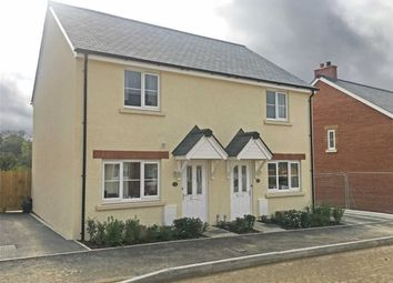 Thumbnail 2 bedroom semi-detached house for sale in Uplands Terrace, Holsworthy
