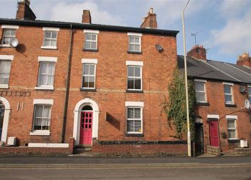 Thumbnail 6 bed end terrace house for sale in Castle Street, Oswestry