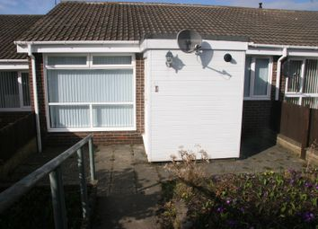 Thumbnail 2 bed bungalow to rent in Meadowfield, Ashington, Northumberland