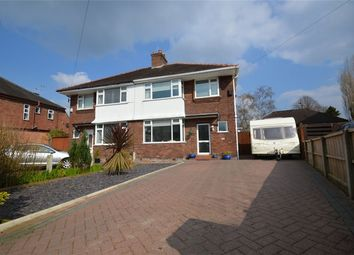 Thumbnail 3 bed semi-detached house for sale in Roland Avenue, Bebington, Merseyside
