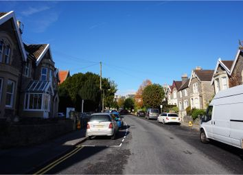 Thumbnail 1 bed flat for sale in Queens Road, Clevedon