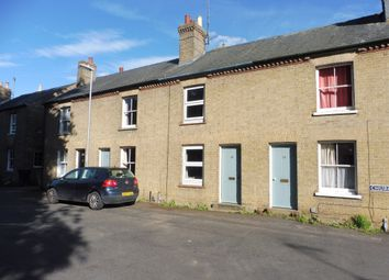 Thumbnail 2 bedroom terraced house for sale in Church Close, Cottenham, Cambridge