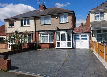 Thumbnail 3 bed property to rent in Bunkers Hill Lane, Bilston