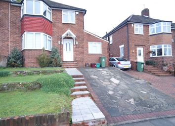 Thumbnail 4 bedroom semi-detached house to rent in Davenport Road, Sidcup