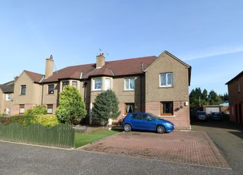 Thumbnail 3 bed flat for sale in Oswald Avenue, Grangemouth