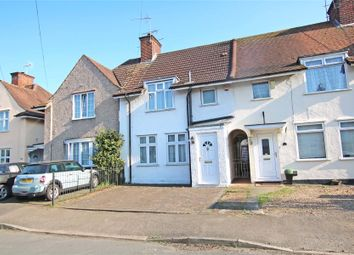 Thumbnail 3 bed terraced house for sale in Dawson Road, Byfleet, Surrey