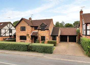 Thumbnail 4 bed detached house for sale in Brookhill Road, Copthorne, West Sussex
