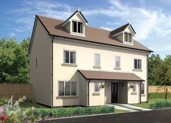 Thumbnail 4 bed semi-detached house for sale in Dobwalls, Liskeard, Cornwall