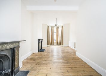 Thumbnail 4 bed terraced house to rent in Rozel Road, London