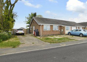 3 bed semi-detached bungalow for sale in Skegness Road, Chapel St. Leonards, Skegness PE24