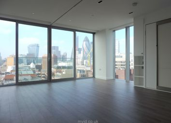 Thumbnail 1 bed flat for sale in Leman Street, Aldgate, London
