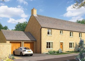 Thumbnail 4 bed semi-detached house for sale in The Cherington, Phillips Lea Kemble, Cirencester