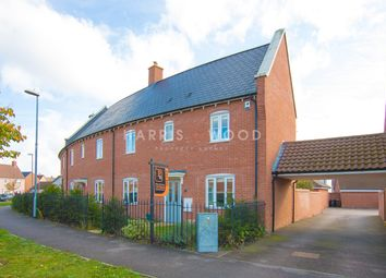 Thumbnail 3 bed end terrace house for sale in Hooper Avenue, Colchester