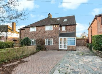 Thumbnail 5 bed semi-detached house for sale in Poplars Close, Ruislip, Middlesex