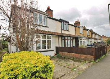 Thumbnail 2 bedroom semi-detached house to rent in Woodham Lane, New Haw, Addlestone, Surrey