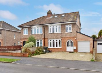 Thumbnail 5 bed semi-detached house for sale in Mountfields Avenue, Taunton