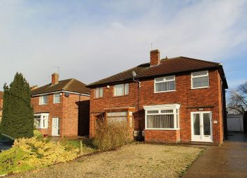 Thumbnail 3 bed semi-detached house to rent in Cemetery Road, Hatfield Woodhouse, Doncaster