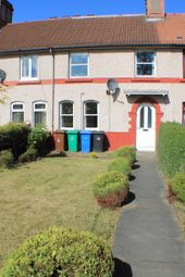 Thumbnail 3 bed terraced house to rent in Admiralty Road, Rosyth, Fife