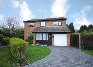 Thumbnail 4 bed detached house for sale in Montgomery Close, Sandhurst, Berkshire